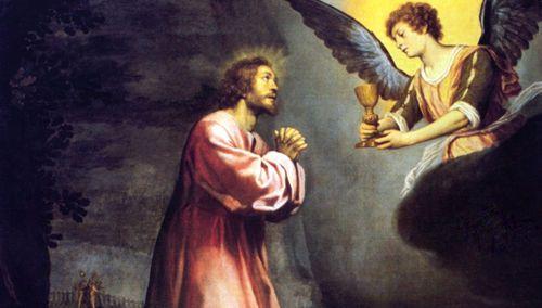 Agonie de Notre-Seigneur Jésus-Christ dans le jardin des oliviers
