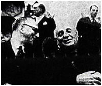 Angelo Roncalli (Jean XXIII) sympathisant avec un tueur de catholiques