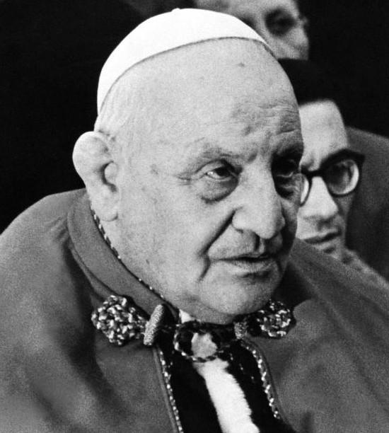 Jean XXIII (Angelo Roncalli) – L'homme qui convoqua Vatican II et prétendit être le pape de 1958 à 1963