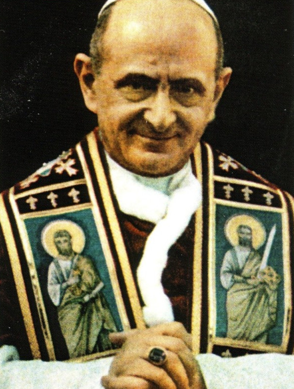 L'antipape Paul VI