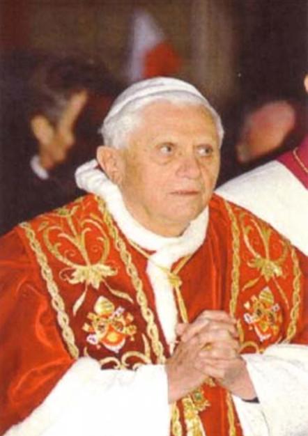 L'antipape Benoît XVI