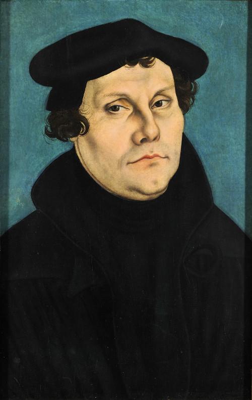 Archi-hérétique de la révolution protestante : Martin Luther