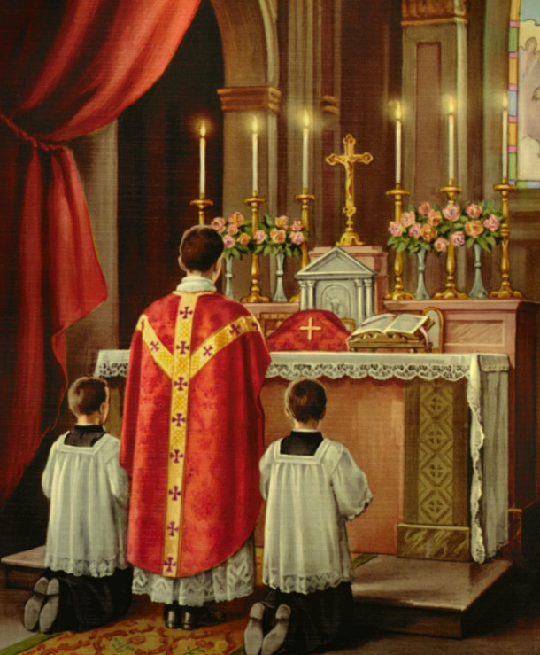 Messe Traditionnelle