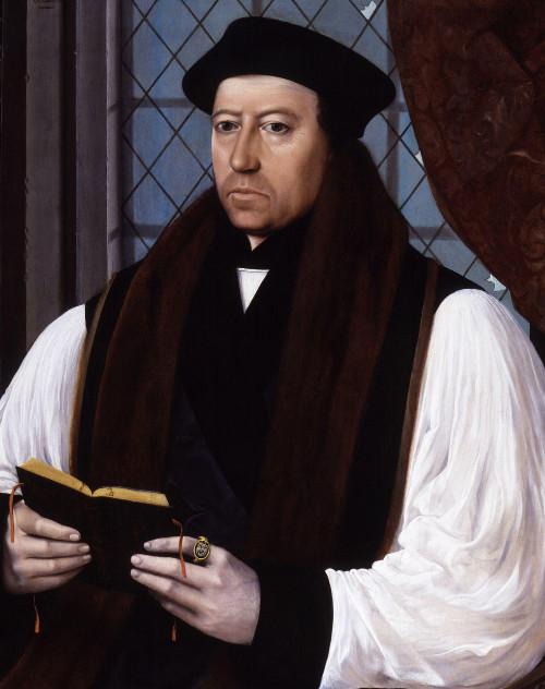 Archi-hérétique de la révolution protestante : Thomas Cranmer