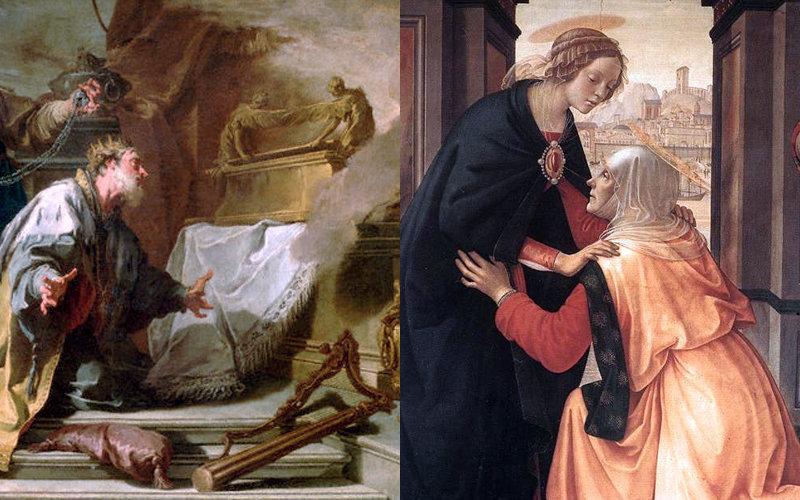 L'Arche de l'Ancien Testament - Marie, Arche du Nouveau Testament