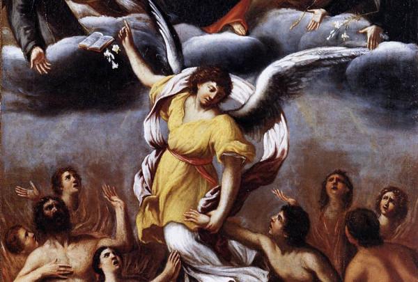 Le Purgatoire, de Ludovico Carracci