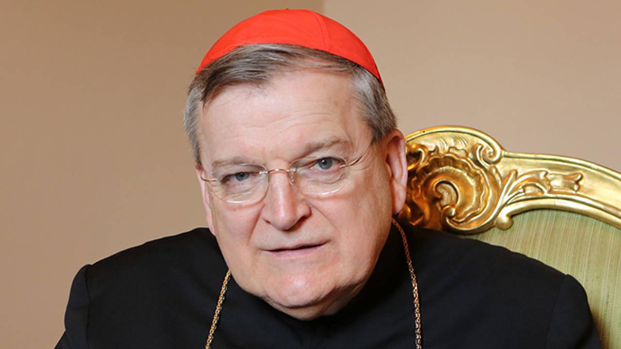 « Cardinal » Burke