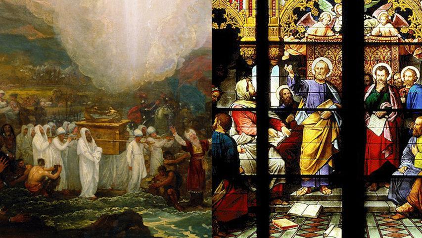 Concile de Jérusalem, Saintes Écritures, prophéties