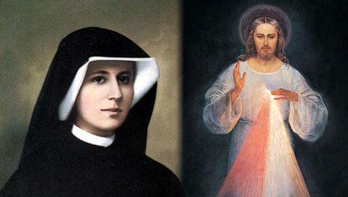 Sœur Faustine Kowalska et l'image de sa dévotion : <i>la Divine Miséricorde</i>