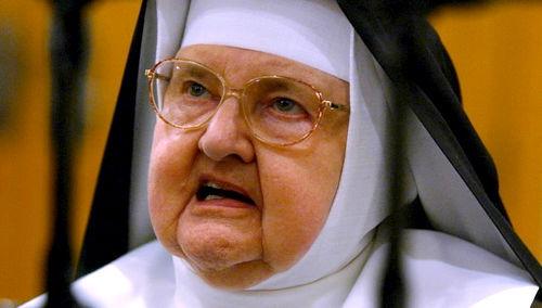 L'apostate Mère Angelica