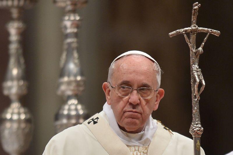 Hérésies et apostasies significatives de l'antipape François d'août à septembre 2017