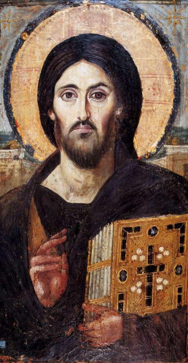 Jésus-Christ, l'alpha et l'oméga, le premier et le dernier, le principe et la fin