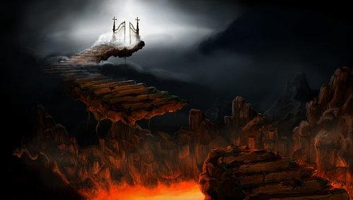 Les portes de l'Enfer n'ont pas prévalu contre l'Église