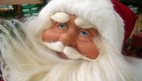 Le « Père Noël »  est en réalité un antéchrist contre Noël