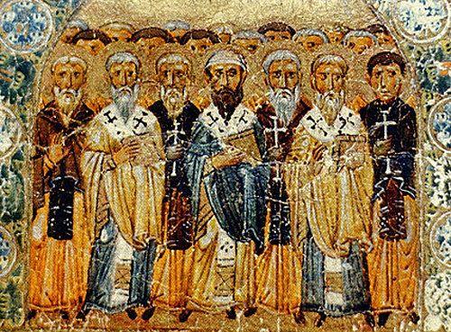 Pères de l'Église