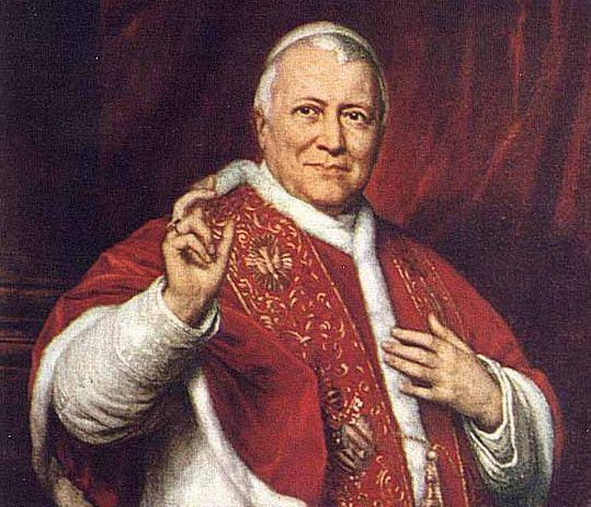 Pape Pie IX