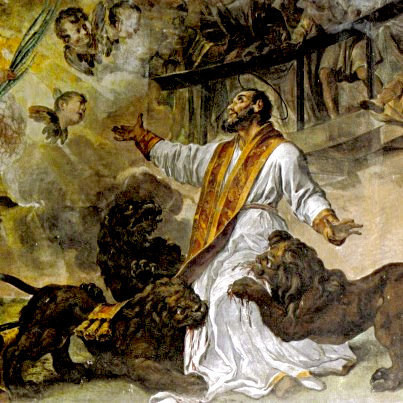 Saint Ignace d'Antioche, en l'an 110 après Jésus-Christ, croyait que l'Eucharistie est la chair de Jésus-Christ.