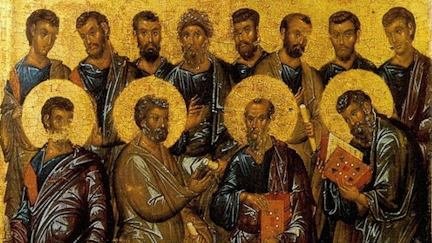 Saint Pierre et les Apôtres