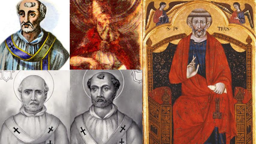 Successeurs de saint Pierre