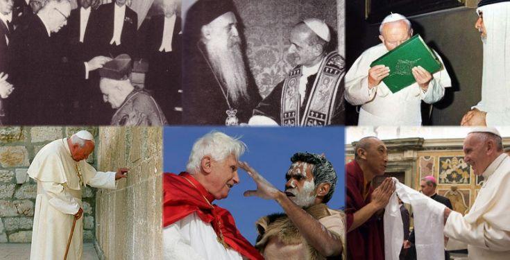 Votre « pasteur » est un hérétique moderniste