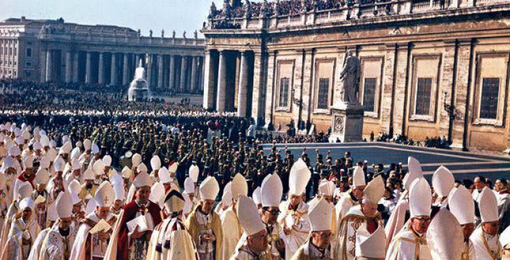 Vatican II était-il infaillible ? Si vous croyez que Paul VI était un vrai pape, alors oui