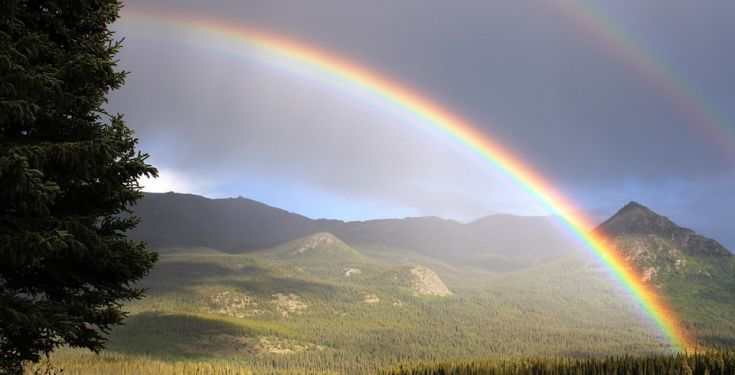 L'utilisation de l'arc-en-ciel par le mouvement LGBTQ - un signe de la fin des temps
