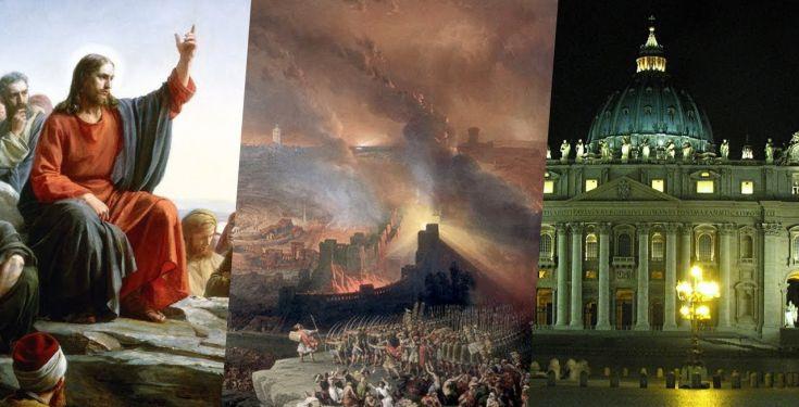 Le Temple de Dieu dans les Prophéties (2 Thess. 2:4) n'est pas juif