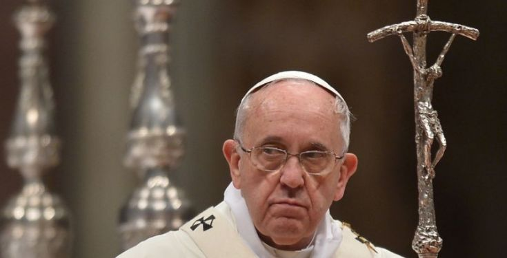 Hérésies et apostasies de l'antipape François d'août à septembre 2017
