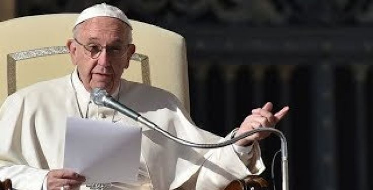 L'antipape François enseigne que les athées peuvent aller au Paradis