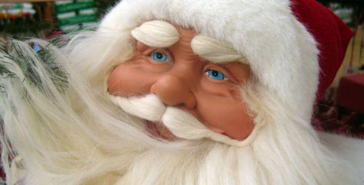 Le « Père Noël, » l'antéchrist de la saison