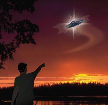 Les OVNI : Activités démoniaques et canulars élaborés destinés à tromper l'humanité