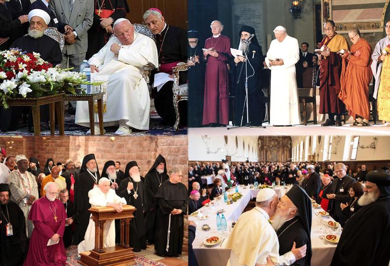 L'enseignement de la secte Vatican II est faux et corrompu