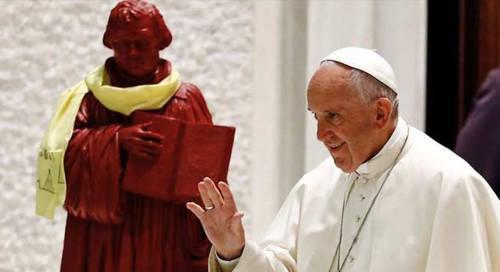 Le Vatican déclare que les « catholiques » reconnaissent maintenant Martin Luther comme un « témoin de l'Évangile »